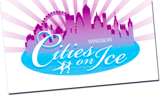 Poster Campaign windsor ice rink