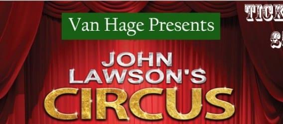 poster campaign john lawsons circus